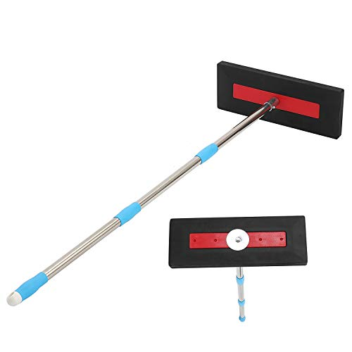 Fantastic Deal! Harrms Roof Snow Rake Removal - 6 FT Splicing Stainless Steel Pipe Professional Carï...