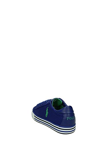 Zapatillas Polo Ralph Lauren Harvey-ne - Color - Azul, Talla - 41
