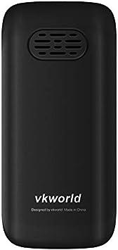 Key Lock Dual SIM English Keyboard Bluetooth 1.77 inch Screen FM SpreadTrum SC6531 Color : Red 1000mAh Battery SOS Torch
