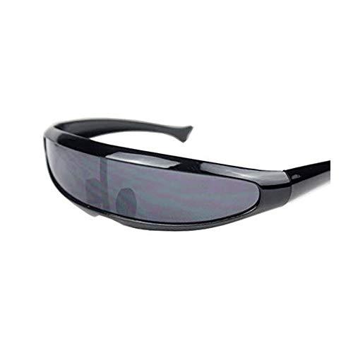 Snowmobile Eyewear Accessories - Molyveva Sunglasses Eyewear for Men Women Fishtail Skiing Motorcycle Cycling Snowmobile Winter Outdoor Sports Glasses
