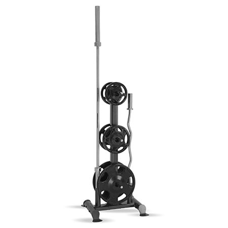 Inspire Fitness PTV2 Bumper Plate Tree by Inspire Fitness (Image #1)