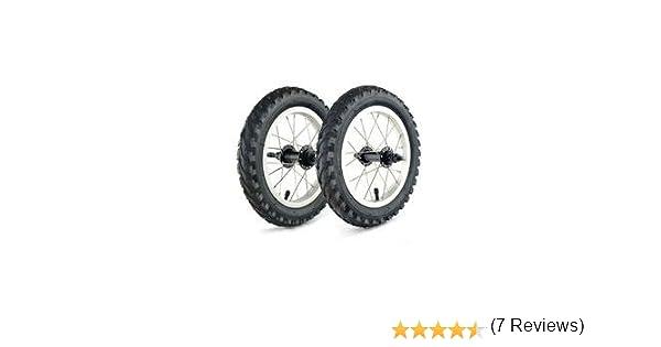 Jl Wenty Ruedas Completas Para Bicicleta 12X1-1/2 X2-1/4: Amazon.es: Deportes y aire libre