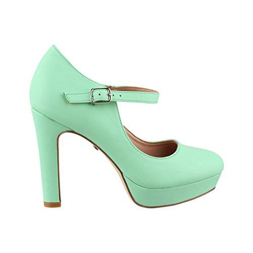 Alla Donna Caviglia Con Cinturino Verde Elara TwSqExfF