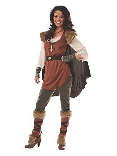 Rubie's Women's Forest Princess Adult Costume, Multi, Small