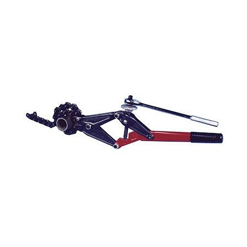 Wheeler Rex 4906 Ratchet Pipe Cutter, 1-1/2