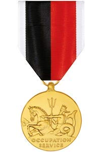 Medals of America Navy Occupation Medal ()