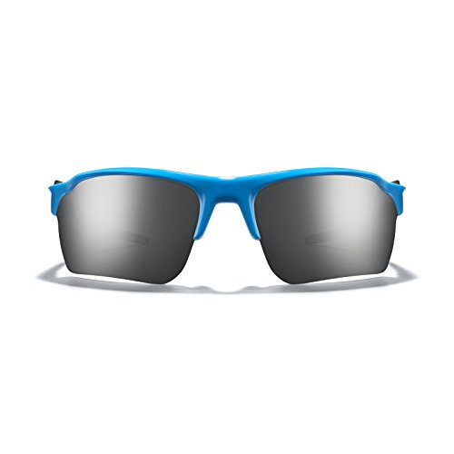 - ROKA TL-1 APEX Advanced Sports Performance Sunglasses - Cyan Frame - Dark Arctic Mirror Lens