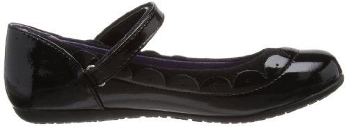 Scallop Kickers PTS Ballet Girls MF Flats JF Black Verda gWcxzTOg