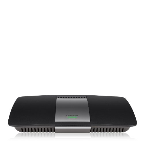 Linksys EA6400 AC1600 802.11ac Smart Wi-Fi Router Black