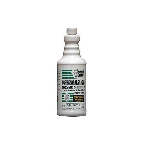 Formula 66 Bio-Based Enzyme, 1 qt, PK12