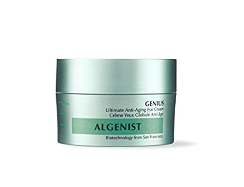 Algenist Genius Ultimate Anti-Aging Eye Cream, 0.5 Ounce - Genius Eye