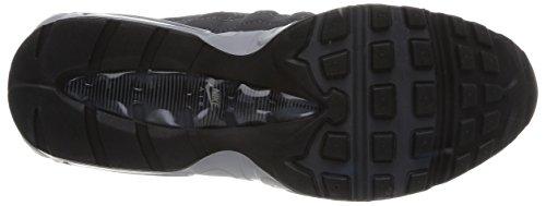 Nike Air Max 95 Mens Scarpe Da Corsa Grigio Scuro / Nero / Grigio Lupo