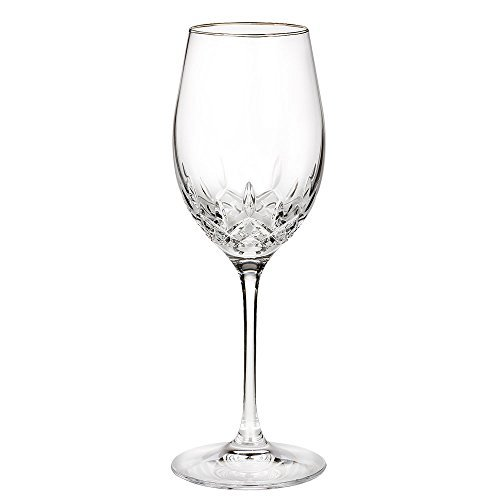 Waterford Lismore Essence Platinum White Wine ()