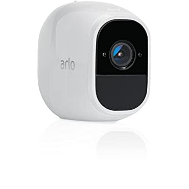 Arlo Pro 2 by NETGEAR Add-on Security Camera, Rechargeable, Wire-Free, 1080p HD, Audio, Indoor/Outdoor, Night Vision, Works with Amazon Alexa (VMC4030P) [Base Station not Included]