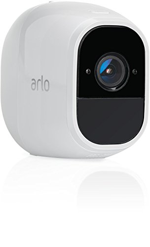 Arlo Pro 2 by NETGEAR Add-on Security Camera, Rechargeable, Wire-Free, 1080p HD, Audio, Indoor/Outdoor, Night Vision, Works with Amazon Alexa (VMC4030P) [Base Station not Included] by NETGEAR