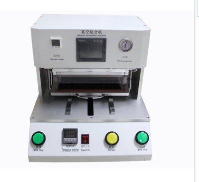 Gowe Vakuum-Laminiergerät OCA-Laminiermaschine Mobiltelefon-LCD-Dispay-Reparatur Laminieremaschine, mit 12 Formen
