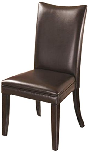 Ashley Furniture Signature Design Charrell Dining Uph Side Chair  Set Of 2   Medium Brown