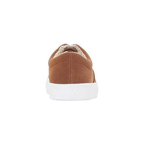 La Redoute Collections Big Boys Fur-Lined Trainers, 26-40 Brown Size 37