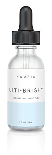 Control Solution Pigment (Haupia Dark Spot Corrector for Face and Body | Hyaluronic Lightening Serum for Age Spots, Sun Spots, Acne Scars, Melasma, Hyperpigmentation, and More | (1 fl oz))