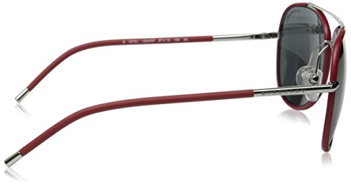Rot 120487 Lunettes red Homme Soleil De Burberry 7gqw4w