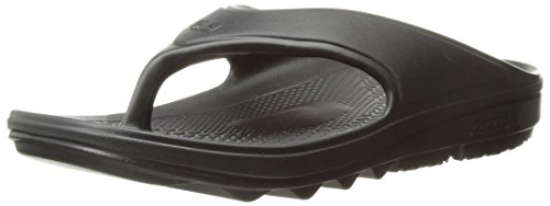 Spenco Men's Fusion 2 Sandal Black, 10M Medium US