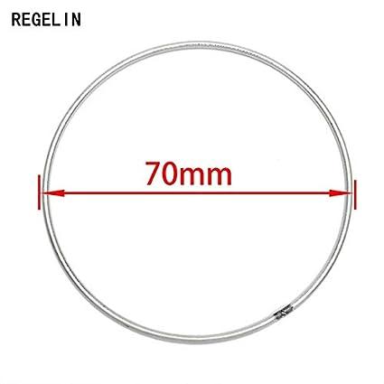 super service design de qualité aperçu de Amazon.com: Laliva Dream Catcher Reve Circle Rings Findings ...
