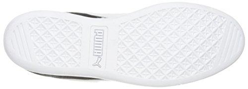 PUMA Frauen Vikky Sneaker Puma Schwarz-Puma Weiß