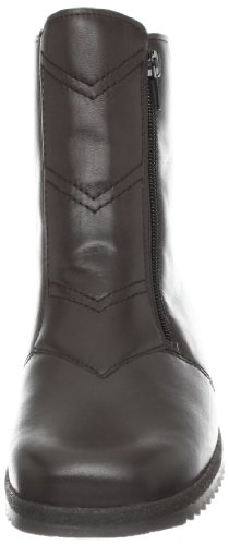 Leather Zurina Boot Women's ARA Ankle Brown W6HwF5zq