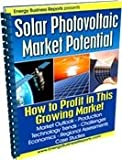 Solar Photovoltaic Market Potential, Energy Business Reports Staff, 1607256371