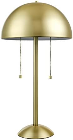 Globe Electric 12976 Haydel 21″ 2-Light Table Lamp