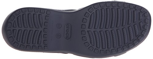 Crocs Meleen Twist, Pantuflas para Mujer Azul (Navy/Storm 4Df)