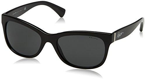 Ralph Lauren RA5233 137787 Black RA5233 Oval Sunglasses Lens Category 3 Size - Ralph Lauren 3 Sunglasses