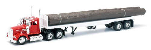 Kenworth W900 Tractor Log Carrier