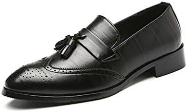ビジネスシューズ 革靴 ウイングチップ 通気 メンズ ドレスシューズ 紳士靴 フォーマル 冠婚葬祭 メタリオン 疲れない ローファー 歩きやすい 大人 オフィス 通勤 面接用 カジュアル 男性 二次会 パーティー 滑りにくい