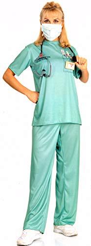Female Doctor Costume (Rubie's Costume Co Adult Emergency Room Female Doctor)