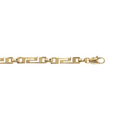 ISADY - Erma Gold - Bracelet - Plaqué Or 750/000 (18 carats) - Longueur 18 cm