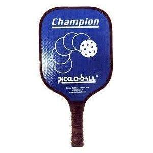 Champion Pickleball Paddle - Blue
