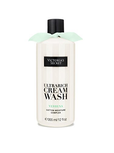 Victoria's Secret Ultrarich Cream Body Wash Verbena