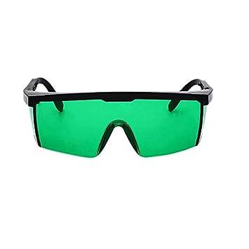 Newgrees Proteger láser Gafas de Seguridad de PC de la Lente de Soldadura láser Gafas de