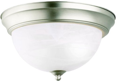 Kichler 8108NI Two Light Flush Mount (Light Two Flush)