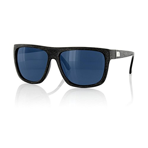 Carve Black Steak Polarised Black Hostile Sunglasses (Default , - Polarised Sunglasses Mens