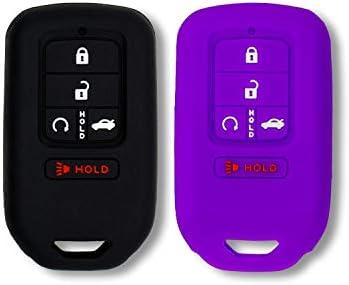 Amazon.com: Autobase - Funda de silicona para llave de coche ...