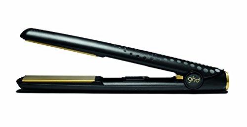 GHD V Gold Professional Classic Styler – Plancha para el pelo, color negro