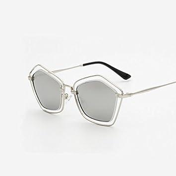 Tocoss (TM) New pentagone Lunettes de soleil femmes Marque Designer Lunettes  de soleil UV400 34827c04f1ec