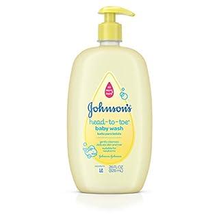 Johnson's Head-To-Toe Gentle Baby Wash, 28 Fl. Oz.