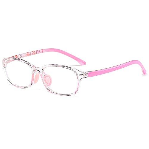 Fantia Prescription Glasses Frame TR90 Clear Lens Kids Eyeglasses - Eyeglasses Kids