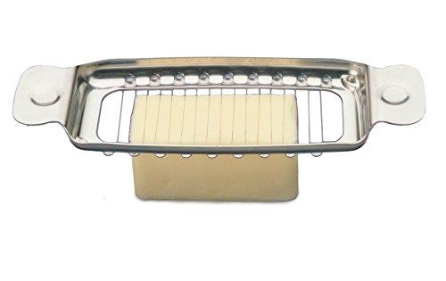 (RSVP Endurance Butter Slicer in Stainless Steel)
