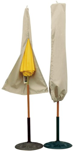 Winter Cover for 10-ft - Victoria 13-ft Umbrellas by Island Umbrella