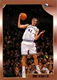 1998-99 Topps #154 Dirk Nowitzki Dallas Mavericks