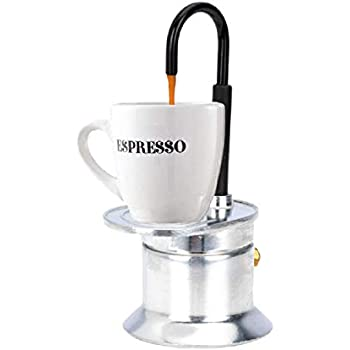 Bialetti CUORE Mini Express 1-Cup Stovetop